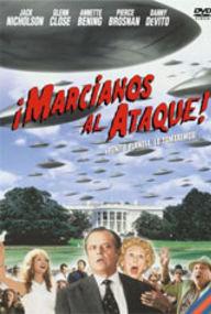 Marcianos al ataque