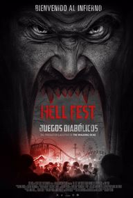 Hell Fest: Juegos diabólicos