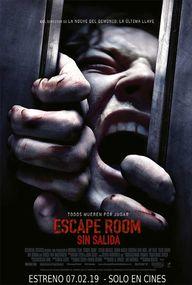 Escape Room: Sin Salida