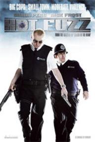 Hot fuzz: súper policías / Arma fatal