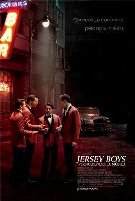 Jersey Boys: persiguiendo la música