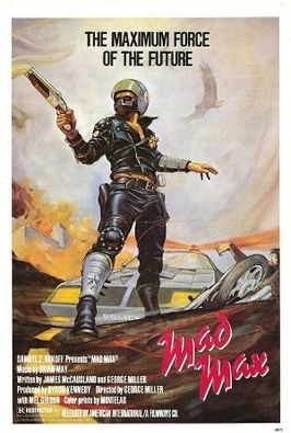 Mad Max - Salvajes de autopista