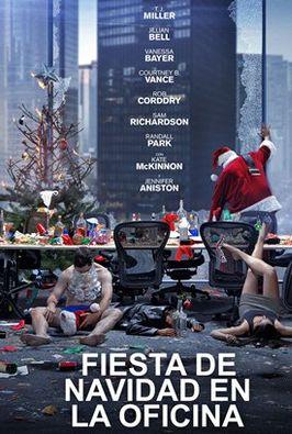 Fiesta de navidad en la oficina cartelera for Fiesta en la oficina