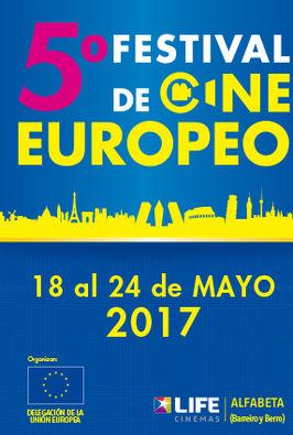 5º Festival de Cine Europeo