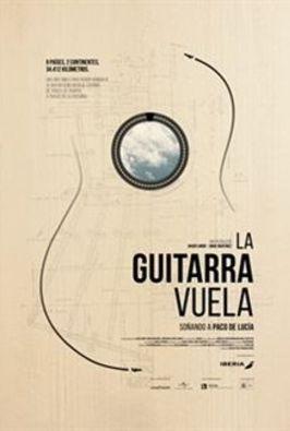 La guitarra vuela