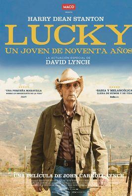 Lucky, un joven de noventa años