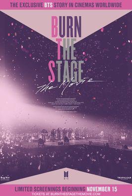 Burn the Stage: la película