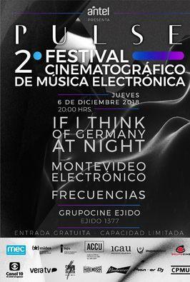 2° Festival Cinematografico de Música Electrónica