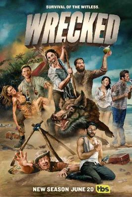 Wrecked Temporada 3