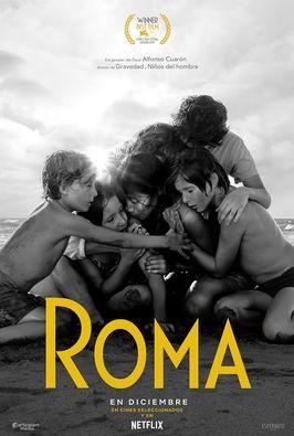 el viaje del héroe en la película Roma