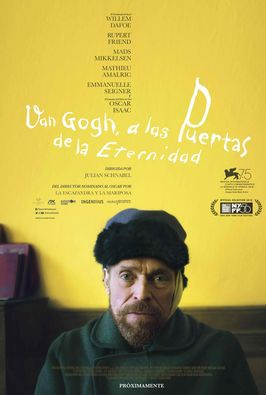 Van Gogh: en la puerta de la eternidad
