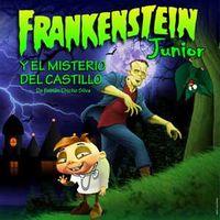 Frankenstein Junior y el Misterio del Castillo