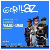 Humanz Tour 2017