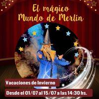 El mágico mundo de Merlín