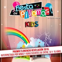Fiesta en pijamas Kid