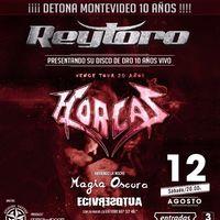 Detona Montevideo 10 años