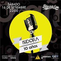 Isidora 10 años