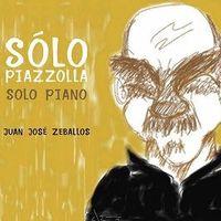 Solo Piazzolla. Solo piano