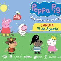 Peppa Pig: Jugando a lo grande