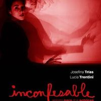Inconfesable: sonata para dos actrices