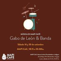 Música en MAPI Café