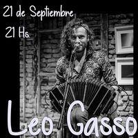 Leonel Gasso trío
