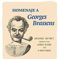Homenaje a Georges Brassens
