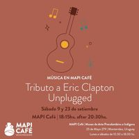Tributo a Eric Clapton Unplugged