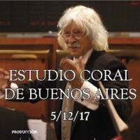 Estudio Coral de Buenos Aires en concierto