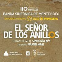 Banda Sinfónica de Montevideo - Ciclo Primavera 2017