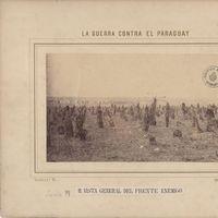 Guerra contra Paraguay / la construcción de un relato