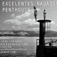 Penthouse + Excelentes Nadadores