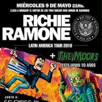 Richie Ramone y The Moors