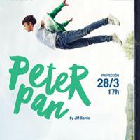 Peter Pan - Proyección desde el National Theatre
