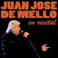 Juan José de Mello en recital