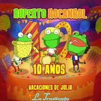 Ruperto Rocanrol ¡10 años!