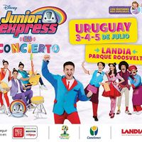 Disney Junior Express en Concierto