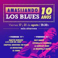 Amasijando los Blues 10 años