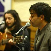 Fabián Severo y Ernesto Díaz