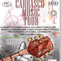 Carrasco Music Tour