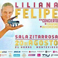 Liliana Felipe en concierto