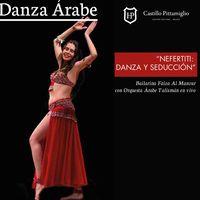 Danza Árabe: Nefertiti