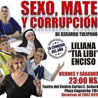 Sexo, mate y corrupción