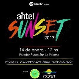 Antel Sunset 2017