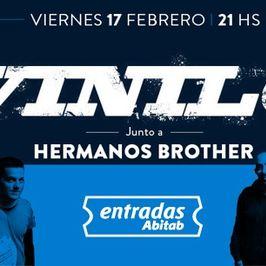 Vinilo + Hermanos Brother
