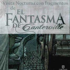 Visita nocturna con El fantasma de Canterville