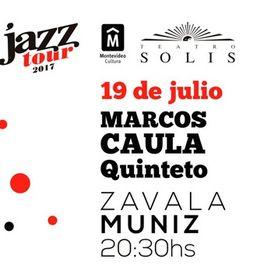 Encuentros con el Jazz Ciclo Made in Uruguay