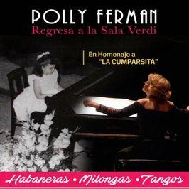 Polly Ferman regresa a la Sala Verdi