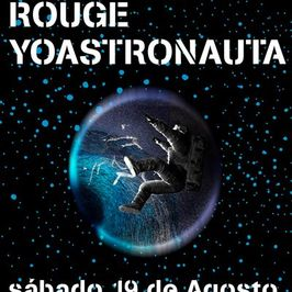 Yo AstronautaRouge