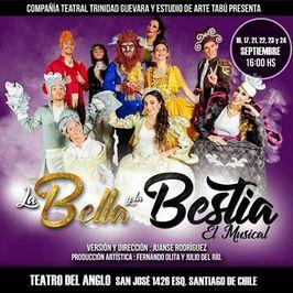 La Bella y la Bestia: el musical